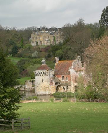 England-Scotney-Castles